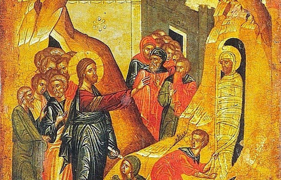 Homilia z V Niedzieli Wielkiego Postu