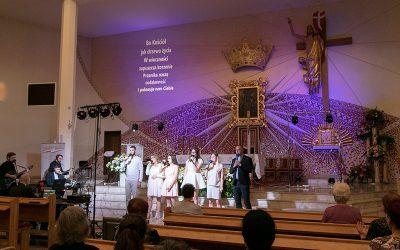Koncert z fragmentami przemówień św. Jana Pawła II