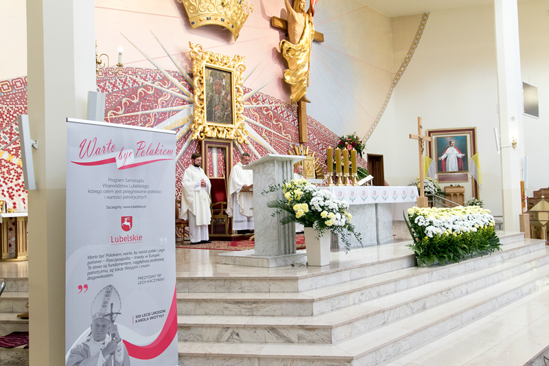 Jan Paweł II – posłaniec odrodzenia wolności, dziedzictwa, patriotyzmu